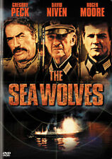 The Sea Wolves (DVD,1980)