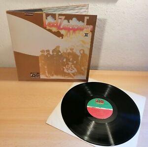 LED ZEPPELIN : LED ZEPPELIN II    -    Mid '70  LP  Italy reissue