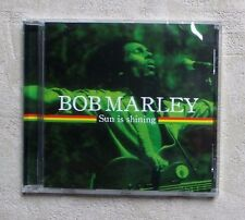 "CD AUDIO MUSIQUE / BOB MARLEY ""SUN IS SHINING"" CD ALBUM 2006 16T NEUF REGGAE"
