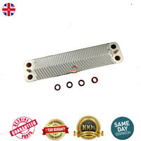 Worcester Greenstar Junior 28i Hot  Water (16 Plate) Heat Exchanger 87161066850