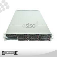 SUPERMICRO CSE-829U-X10DRU-I+ 12LFF 2x 14C E5-2680V4 2.4GHz 2x PSU 12x TRAY