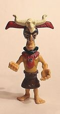 """Tak Power of Juju from McDonald's Toy 2005 Viacom Cake Topper 4.5"""" Tall  087"""