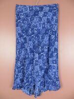 SK15127- JONES NEW YORK Women's Silk Wrap Asymmetrical Hem Skirt Multicolor 12