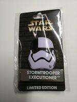Stormtrooper Executioner Star Wars Helmet  LE 4000 Disney Pin 134391