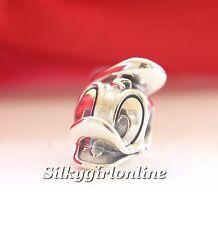 Authentic Pandora Disney, Donald Duck Portrait Sterling Silver Charm 792136