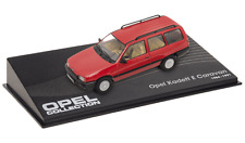 OPEL kadett E caravan - VOITURE MINIATURE COLLECTION - IXO 1/43 CAR AUTO-105