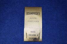 Vintage Stampfer's Magic Threader Wire Sewing Needle Threader