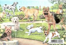 FEUILLET N° F4545 NEUF XX  LUXE - LES CHIENS