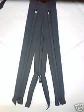 Reißverschluss Schwarz Kunststoff 28cm