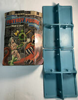 Vintage 1983 Fantasy Figure Collector's Case WITH TRAYS! MOTU He-Man
