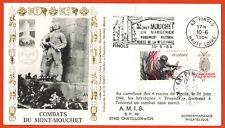 1984-Fdc 1°Jour-Résistance-Combats du Mt.Mouchet -(43)Pinols-Timbre 2f-Yv.2312