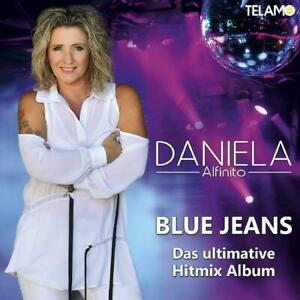 Daniela Alfinito - Blue Jeans-Das ultimative Hitmix Album (Neu 2021) CD NEU OVP