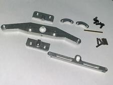 Aluminum swing axle for Robbe Linde H50 Forklift Gabelstapler