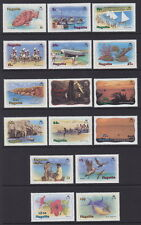 ANGUILLA - 1982 1c to $10 Definitives (16v) - UM / MNH*