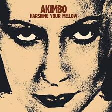Akimbo - Harshing Your Mellow / Alternative Tentacles CD DIGIPAK OVP