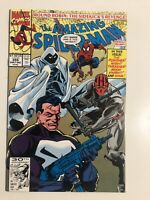 Amazing Spider-Man #355 The Punisher Moon Knight Vintage High Grade