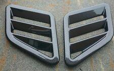 Focus RS MK3 último Estilo Carbono Efecto Bonnet orificios de ventilación, se adapta Fiesta ST150/ST180