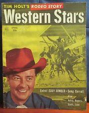 EDDY ARNOLD - VINTAGE 1950 WESTERN STARS (GENE AUTRY; ROY ROGERS; TIM HOLT)