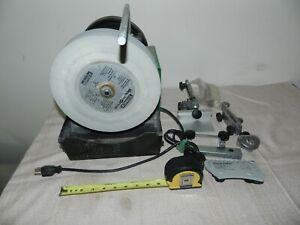 Tormek Super Grind 2000 with Accessories Knife Tool Sharpener Made in Sweden