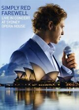 Simply Red - 2010 Farewell: Live in Concert [New DVD]