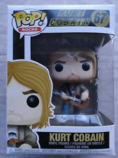 Funko Pop! Rocks Nirvana - Kurt Cobain Bobble Head Figure