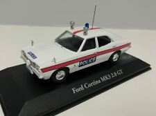 Ford Cortina MK3 2.0 GT Essex Police 1:43 Scale Die Cast Model Car New Boxed