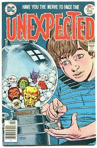 Unexpected 177 NM 9.2 DC 1977 Bronze Age Horror