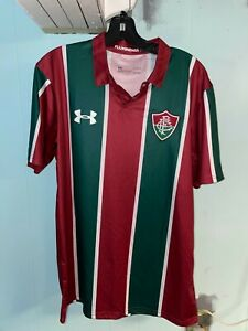 Fluminense Home Jersey Adult Large