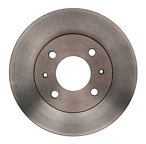 Disc Brake Rotor-Non-Coated Front ACDelco Advantage fits 02-05 Hyundai Accent
