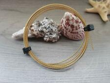 22g Twisted Brass Wire | Bare Wire | 5 Ft Lengths