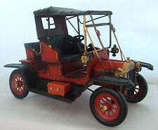 Piatto in stagno modello di una grande trasporto Vintage Rosso/ornamento/Regalo