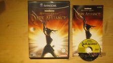 Baldur's Gate Dark Alliance for Gamecube/Wii. Boxed with Manual. Pal