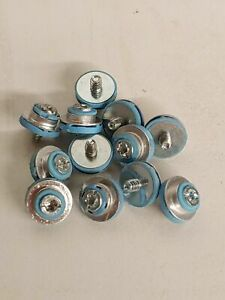 Lot of 16 HP Blue Hard Drive Mounting Screws EliteDesk 705 800 ProDesk 400 600