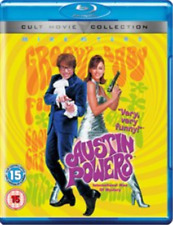 Tom Arnold, Mike Myers-Austin Powers: International Man of Mystery Blu-ray NEW