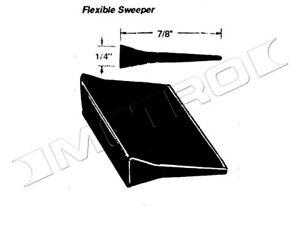 Flexible Window Scraper, Fits:1947-1955 Chevrolet Truck, GMC and more