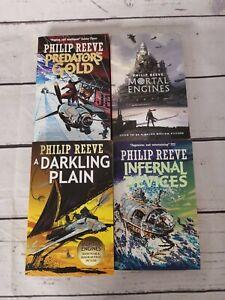 Bundle Of Philip Reeve Books