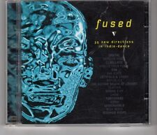 (HH928) Fused, 35 New Directions in Indie-Dance - 1997 double CD