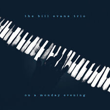on a Monday Evening Bill Evans Trio 0888072019713