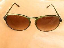 GENUINE LAMBORGHINI  ITALIAN  SUNGLASSES  VINTAGE 1980! NEW & NEVER SOLD!