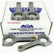 Eagle CRS5472N3D Forged 4340 Steel H-Beam Connecting Rods, For Dodge Neon 2.0L