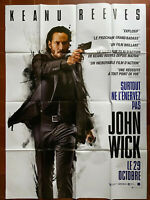 Plakat John Wick Chad Stahelski Keanu Reeves Ian Mcshane 120x160cm