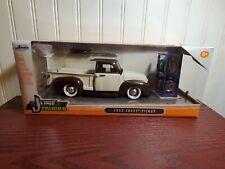 Jada Just Trucks 1953 Chevy 3100 Pickup Truck w/Tire Rack Tools 1:24 Diecast