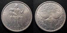 Nouvelle Calédonie - 5 Francs Union Française 1952 - JL#71