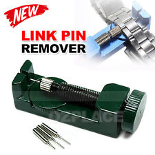 Premium Hard Tool Watch Band Link Pin Remover Adjuster Repair