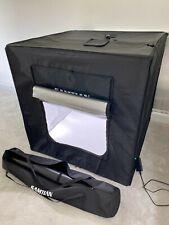 Photo Light Box Tent Samtian 100x100x100CM Portable Folding Model M100