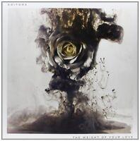 EDITORS - THE WEIGHT OF YOUR LOVE (2LP+CD) 3 VINYL LP + CD NEW!