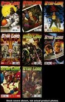 Star-Lord (Marvel, 2nd Series) 1 2 3 4 5 6 7 8 Complete Set Run Lot 1-8 VF/NM