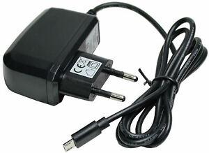 Ladegerät für Lumigon T3 2A 1m Lade Kabel Netzteil Charger