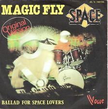 7inch SPACE	magic fly	FRANCE EX	  (S2780)