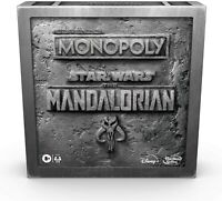 Hasbro Monopoly Star Wars The Mandalorian Edition Board Game - Brand New